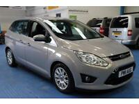 Ford Grand C-MAX 2.0TDCi Powershift 2011 Titanium Diesel Automatic Auto 7 seats