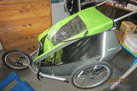 MOVING out of Country - Two child Croozer - walking/jogging/bike