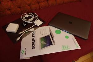 Macbook pro touchbar 2017 avec apple care