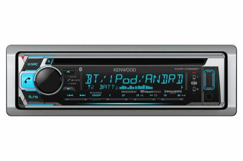 KMR-D368BT Marine Boat CD/WMA/MP3 Player Bluetooth Pandora iHeart Radio