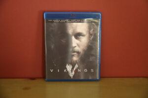 Série Vikings (Blu-Ray)
