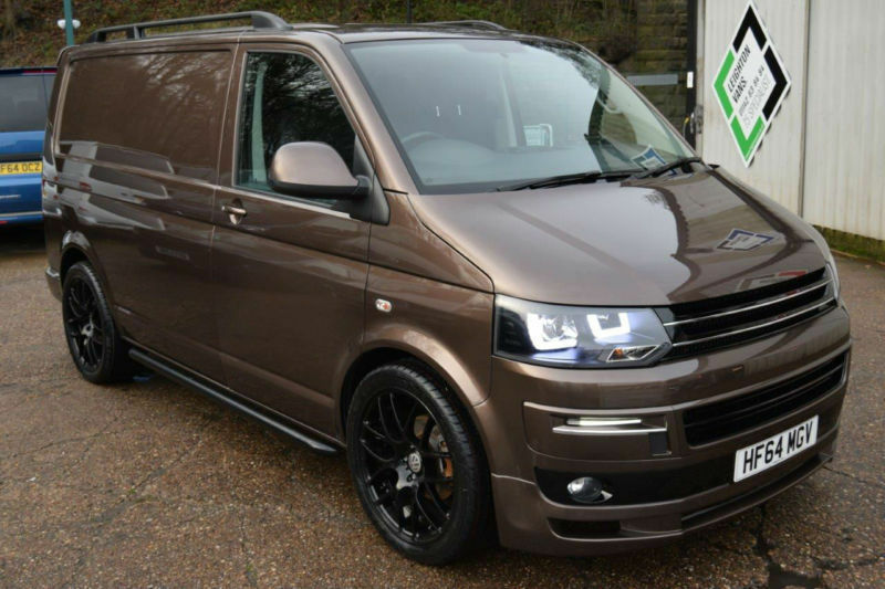 2014 64 Vw T5 Transporter 2 0tdi 160ps Swb T28 Highline