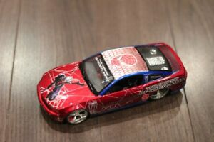 Maistro Marvel Spider Man Ford Mustang Toy Car!!!