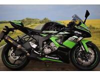 Kawasaki ZX636 Special Edition **Akrapovic Exhaust, ABS, R&G Bobbins**
