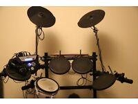 Roland drum kit TDV6