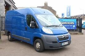 2011 CITROEN RELAY EXCELLENT CONDITION SERVICE HISTORY FULL YEARS MOT