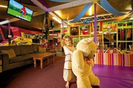 Indoor Cafe PlayCentre Cafe and Inflatables Business Lismore 2480 Lismore Area Preview