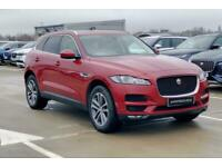 2018 Jaguar F-Pace I PORTFOLIO AWD Auto Estate Petrol Automatic