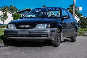 Toyota Tercel 1999 - 1000$ négociable