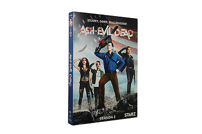 NEW Ash Vs. Evil Dead Season 2  -2 DVD