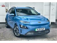 2021 Hyundai Kona 150kW Premium 64kWh 5dr Auto HATCHBACK Electric Automatic