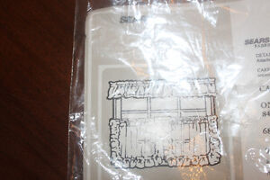 CAPE COD Tiers (Curtains) & VALENCE (sold together or separate)