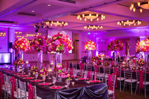 EVENTS PLANNER - WEDDINGS & PRIVATE PARTIES