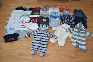 3-6 month boy clothing