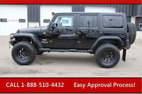 2015 Jeep Wrangler Unlimited SAHARA/NAVIGATION/LOW LOW KMS