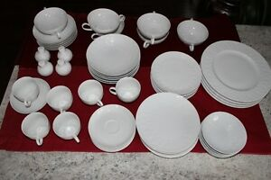 Rosenthal porcelain dinnerware from Germay