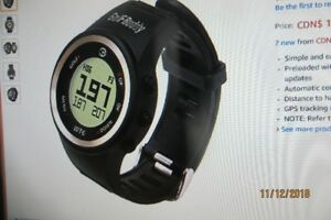Golf Buddy WT6 Watch