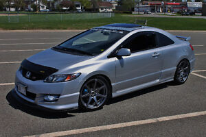 IMMACULATE 2009 Honda Civic SI Coupe *EXT WARRANTY 2017*