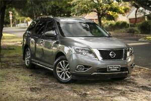 2015 Nissan Pathfinder R52 MY15 ST Wagon 7st 5dr X-tronic 1sp 2WD 3.5i Welshpool Canning Area Preview