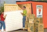 Student Moving To Another City? Uhaul Ubox is the Way To Go!!
