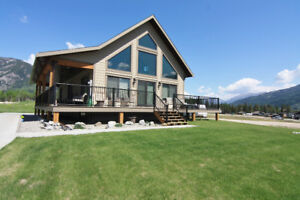 Executive Style Home For Sale In Sparwood
