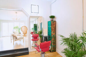 Barber chair for rent