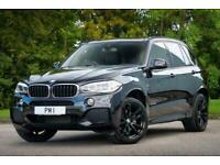 2018 BMW X5 3.0 30d M Sport Auto xDrive (s/s) 5dr