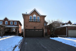 SPACIOUS 4Bedroom Detached House in VAUGHAN $1,199,000 ONLY