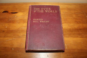 The Eyes of the World Harold Bell Wright 1914 London Ontario image 1