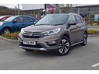2016 HONDA CR V Honda New CR V 1.6 i DTEC [160] EX 5dr