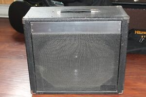 COMBO CAB + BLANK CHASSIS AND SPEAKER