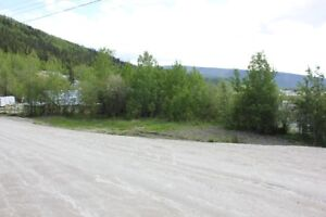 Dawson City Duplex/Residential Lots - Stunning View in town