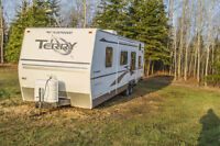 """30"""" Well maintined Terry Trailer For Sale"""
