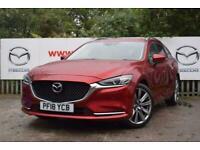 2018 Mazda 6 2.0 Sport Nav+ 5dr Estate Estate Petrol Manual