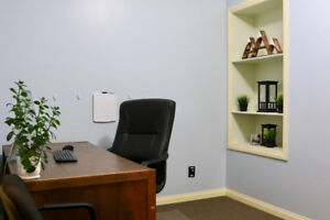Private Office's Available Downtown Cranbrook!