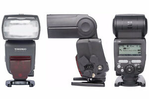 Yongnuo YN-685 Flash Speedlite HSS TTL Canon New Version YN600EX