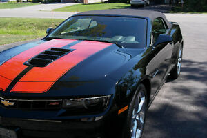 2015 Chevrolet Camaro 2ss rs Convertible (make an offer)