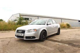 Audi A4 2.0tfsi sline Quattro
