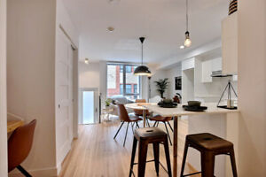 NEW CONDO for rent| WITH APPLIANCES | 1BDR | Downtown Frontenac