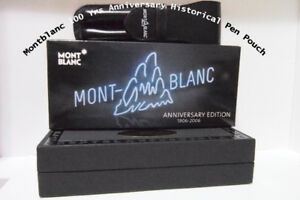 Montblanc 100 Yrs Anniversary Historical Pen Pouch