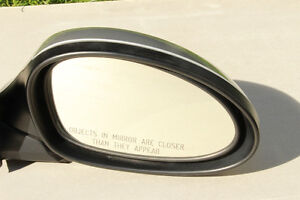 E90 mirror auto folding heated passenger side