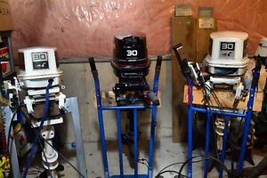 30hp Johnson Outboard Engines,Only 2 Left