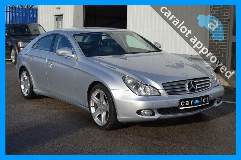 2006 mercedes benz cls 3 0 cls320 cdi 7g tronic 4dr in spondon derbyshire gumtree. Black Bedroom Furniture Sets. Home Design Ideas