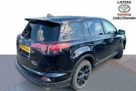 Toyota RAV4 2018 2.5 VVT-i Hybrid Excel TSS 5dr CVT (Nav) SUV