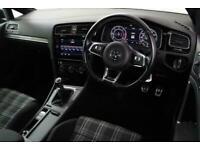 2018 Volkswagen Golf 2.0 TDI 184 GTD 3dr Hatchback Diesel Manual