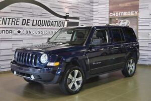 2017 Jeep Patriot High Altitude TOIT+CUIR+MAGS
