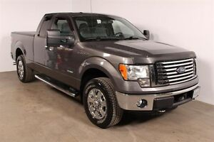 Ford F-150 4x4 Super Cab 2012