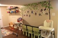 One-Of-A-Kind Childcare West End, 1 partime space available