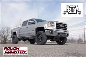 Rough Country - Suspension 5 pc (Lift Kit) GMC-Chev 1500 14-18