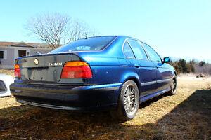 1999 540i E39